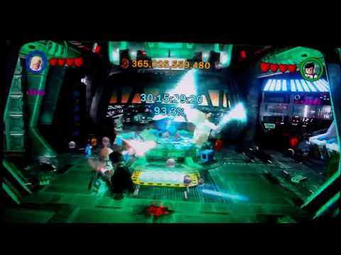 Lego star wars 3 how to unlock classic characters (NO CHEAT CODES)