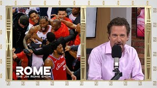 Kawhi Hits The BIGGEST Shot In Raptors History | The Jim Rome Show