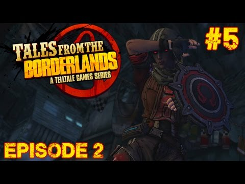 Tales from the Borderlands: Episode 2 - Part 5 - FEMALE CAPTAIN AMERICA