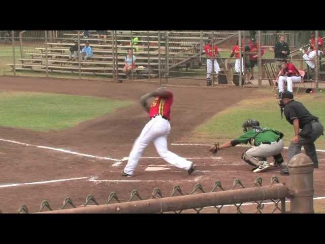 07/15/13 Highlights - Na Koa Ikaika Maui vs. East Bay Lumberjacks 10-0