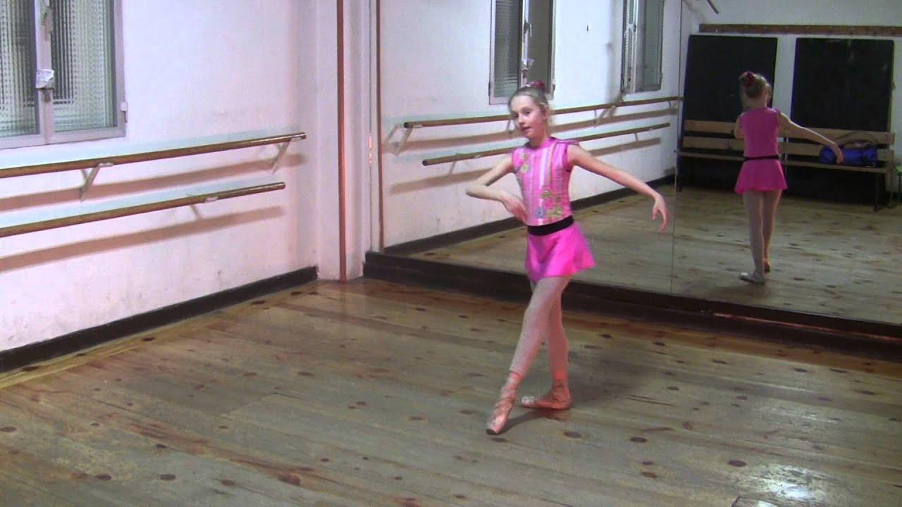 Chaines Turn Ballet Training Ballet Chaines Turns