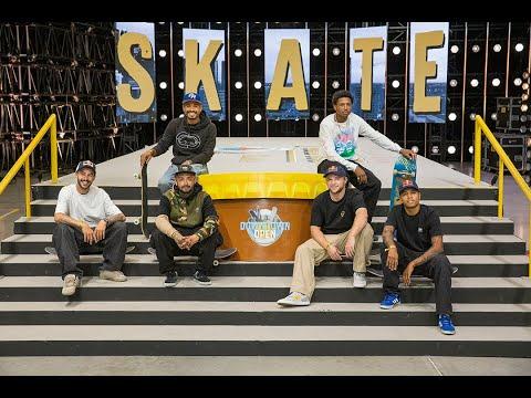 Ishod Wair, Jamie Foy, Felipe Gustavo, TJ Rogers, Chaz Ortiz | Pacifico Downtown Open Live Recap