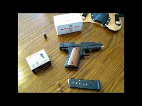 Rock Island Compact 1911 review