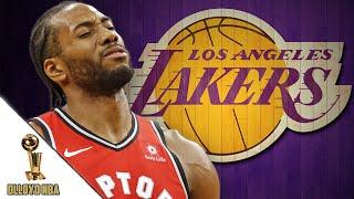 Lakers Clearing Cap Space To Sign Kawhi Leonard!!!