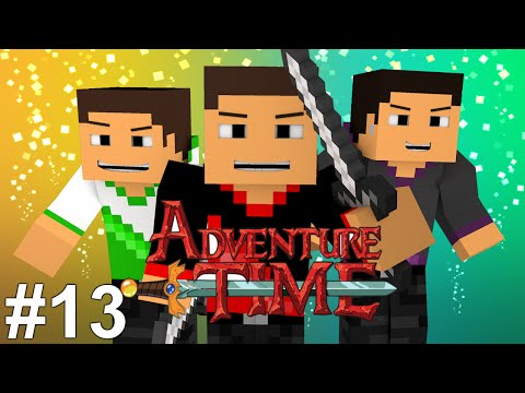 the Trolling Begins Minecraft: Adventure Time With The Finest! Ep. 13 video