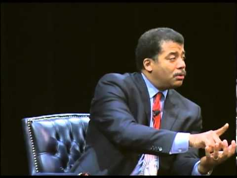 Neil deGrasse Tyson and Richard Dawkins - The Poetry of Science