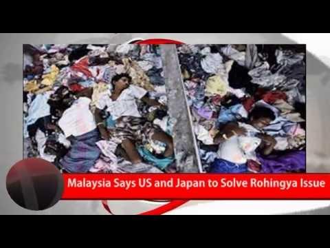 Rohingya daily news 29 May 2016 in English broadcasting by Arakan Times Media #Burma #Myanmar