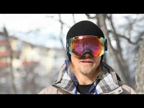 I Ox Goggle Review With Mark Abma Youtube