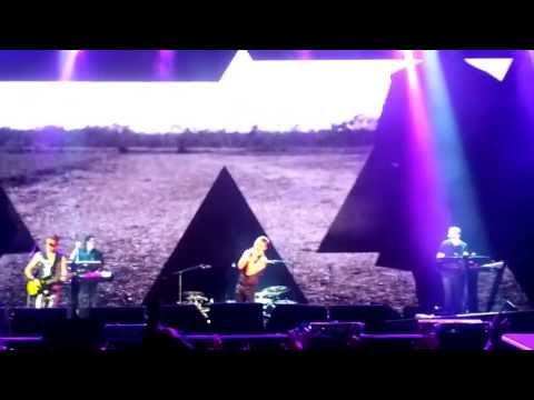 Depeche Mode - Heaven (Live in Bucharest, 15 May 2013)