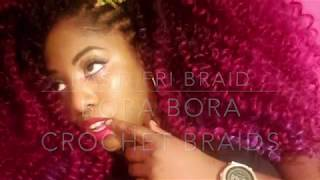 RastAfri Braid - Bora Bora Promo