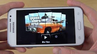GTA San Andreas Samsung Galaxy Core Prime Gameplay Review (4K)