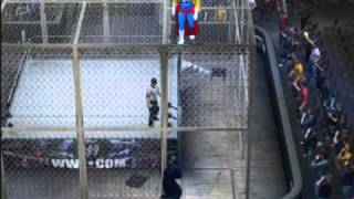 SvR 2011 Extreme Hell In A Cell CAW Match