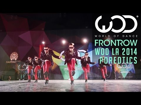 Poreotics | Frontrow | World Of Dance #wodla '14 video