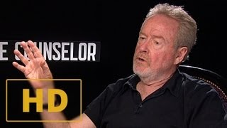 The Counselor - Ridley Scott Interview HD (2013)