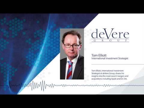 Tom Elliott - deVere Group - Recent mergers and acquisitions