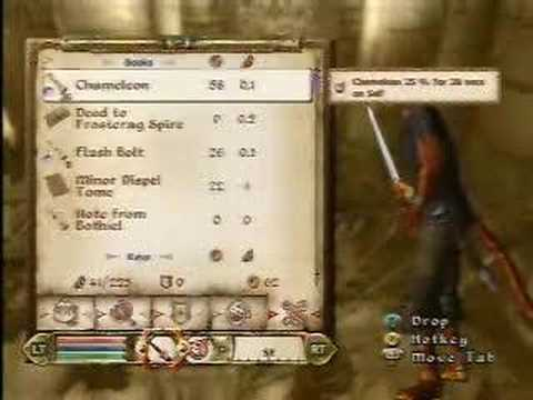Elder Scrolls Oblivion: Riches &amp; Power in 15 min (1 of 2)