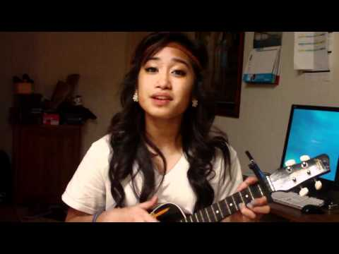 ain't Thinkin Bout' You Tonight - Chris Brown Ukulele Cover video