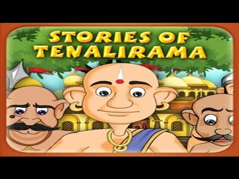 Tenali Raman | Kids Animated Story In Hindi video