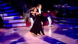 Anton du Beke & Erin Boag - Moon River (Waltz) - Strictly Come Dancing - Week 10