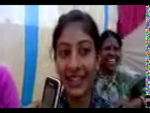 Gujrati Girl Saying Utt  Patang.... video