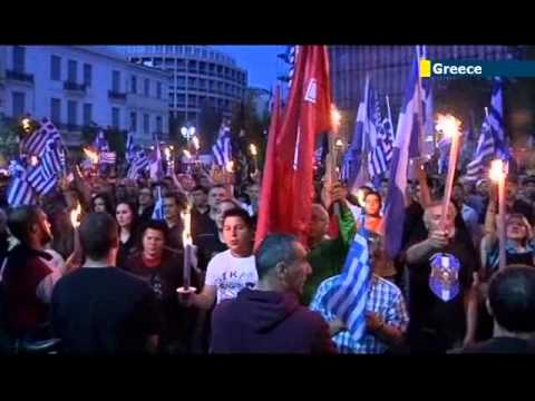 Golden Dawn MP hints at Holocaust denial: ADL calls on Greek government to take action