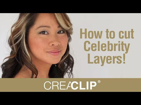 How to Cut Shoulder Length Layered Bob Haircut | Best ...