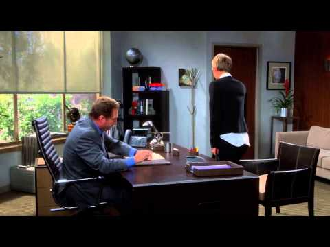 The Big Bang Theory - Penny's job interview S08E01 [HD]