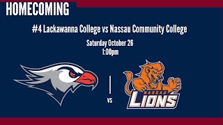 Lackawanna College Football vs Nassau Community College