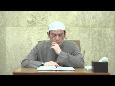 Menjelang Lailatul Qadr (bagian 1) - Ahmad Zainuddin, Lc