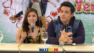 Kim and Xian answers what is the state of their  relationship - Past Tense Blogcon