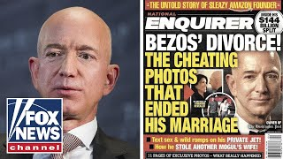 'The Five' on Jeff Bezos' public battle for his private life