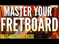 ULTIMATE HACK TO MASTERING YOUR FRETBOARD | Bass Guitar Tips ~ Daric Bennett's Bass Lessons
