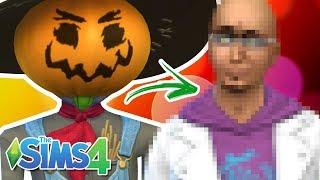 O VERDADEIRO ROSTO DE PALHARES #52 - Os Sobreviventes - The Sims 4 - JR E MI