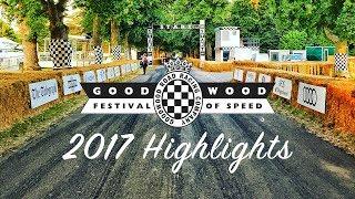 Goodwood FOS 2017 Supercars Final Run (Bugatti Chiron, FXX, FXX K, 599 XX and More)