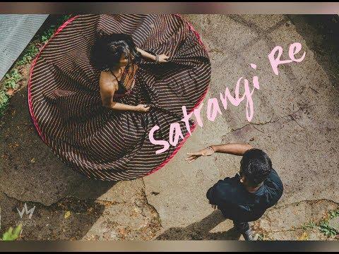 Satrangi Re   Dil Se   AR Rahman   Shahrukh Khan, Manisha Koirala @itsnatashab Ft. Jesi Choreography