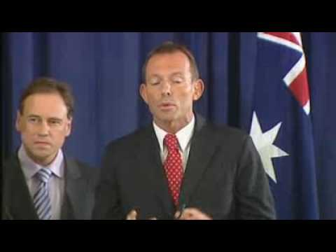 Abbott unveils climate change policy