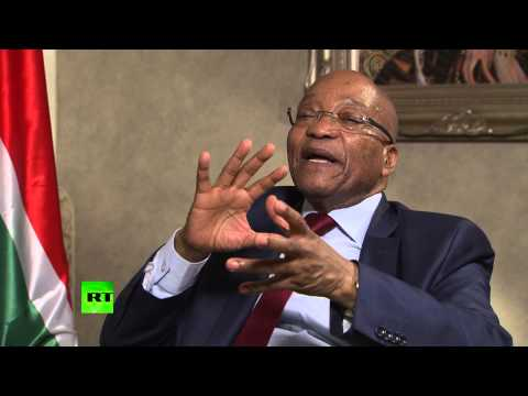 Zuma: Those absent from Moscow V-Day showed short memory for WW2 events