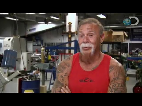 American Chopper Build-Off Recap