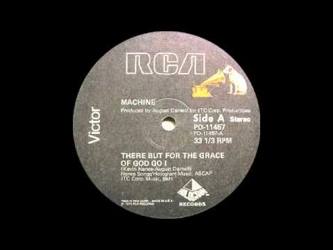 Machine - There But For The Grace Of God Go I (DJ Colourzone Mix) RCA Victor Records 1979