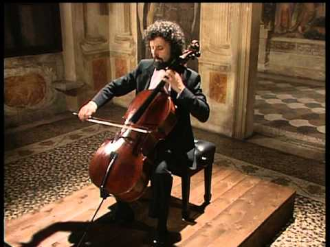 Бах Иоганн Себастьян - Prelude To The First Cello Suite In D Major