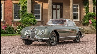 The rarest Jaguar ever? Restored one-off 1954 XK120 by Pininfarina unveiled at Pebble Beach