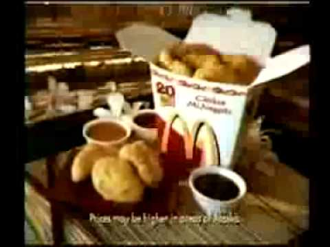 "McDonald's ""Mulan"" Commercial (1998)"