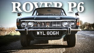 Rover P6 3500 Classic Car Review