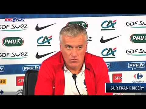 Football / Equipe de France / La conférence de presse de Didier Deschamps - 26/05