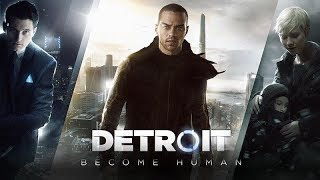Detroit:Become Human ( Gameplay PS4)
