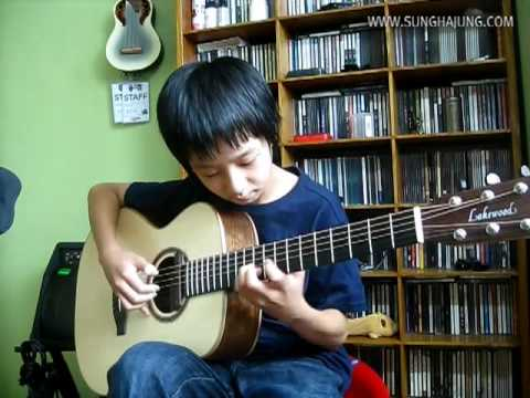 (Frankie Valli) Can't_Take_My_Eyes_Off_Of_You - Sungha Jung Music Videos