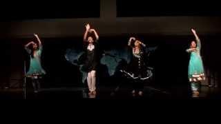 International Festival 2014 - Bangladeshi Teen (Group) Dance - NC