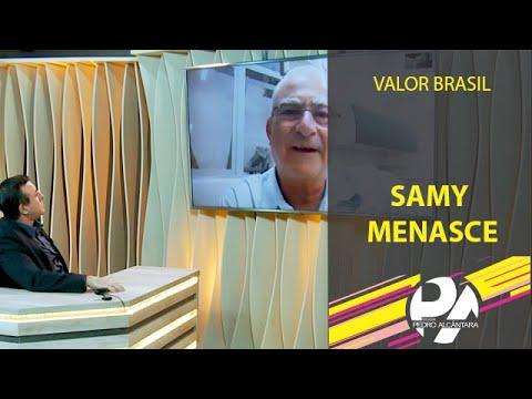 Bate-Papo Samy Menasce (Valor Brasil)