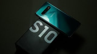 Hands-on Samsung Galaxy S10 Series Indonesia