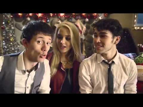 Jingle Bell Rock | Max & Macy Kate | ONE TAKE
